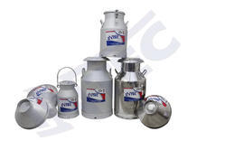 Milk Cans 5ltr  - 50 Ltr