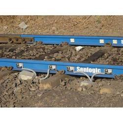 Electronic Rail Weighbridge