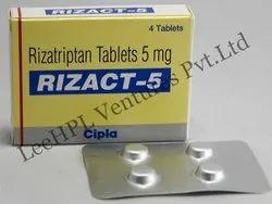 Rizact 5mg Tablet