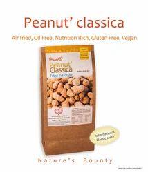 Grainny's Nut-snack - Peanut Classica (200 Gms), 200 Grams