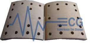 AMW Rear Brake Lining (Set of 4)