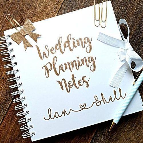 Wedding Planner Diary