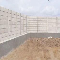 Folding Compound Walls