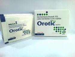 Saccharomyces Boulardi, FOS, Lactic Acid