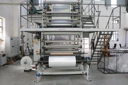 Hybrid Three Layer Blown ABC Film Extrusion Lines