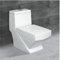 White Water One Piece Closet, Size/Dimensions: 660mm X 355mm X 735mm