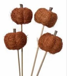 Coir Pumpkin Light Orange 59-05
