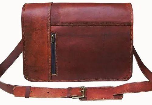 Leather Messenger Bag for Men Laptop Bag for Women 16 Briefcases Satchel Bag