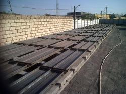 RCC Wall Mold