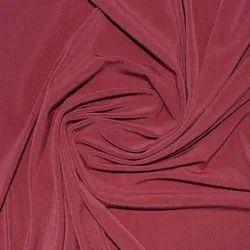Plain Polyester Lycra Jersey Fabric, GSM: 150-200 GSM, Packaging Type: Bag