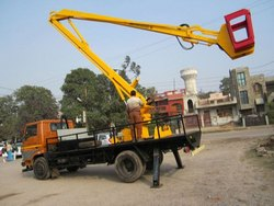 11 Meter Sky Lift Machine