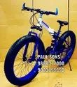 BMW FOLDING FAT TYRE BICYCLE