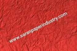 Red Color Crush Paper