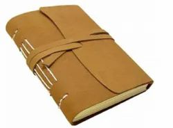 Crazy Horse Leather Cover Journal