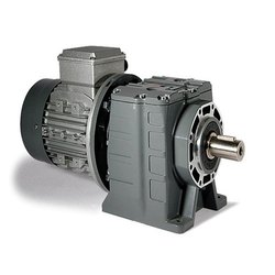 NBE 1440 Rpm Two Stage Helical Gear Motor