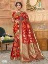 Shakubt Weaves Trishika Fancy Saree