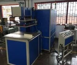 High Frequency Plastic Welder 25kw Plc Base