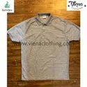 Plain Collar Polo Tshirt