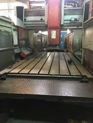 Used & Old VMC Make-Awea Vertical Machine Center Available In Taiwan Stock