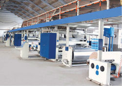 Automatic Corrugated Plant