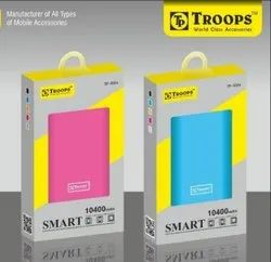 4 Colours Available 10400 Power bank 10400 Mah Power Bank, Capacity: 5001 - 10000 mAH