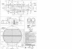 S&T Heat Exchanger Drawings