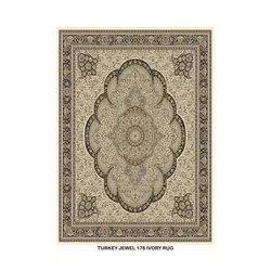 Kashmiri Silk Antique Carpet, Size: 10x12 Feet
