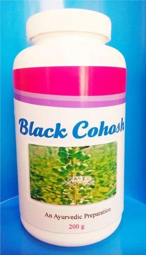 Black Cohosh Powder, Ayurvedic Manufacturer Of Mlm Products