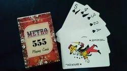 Metro 555 Playing Cards
