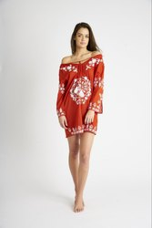 Gypsy Embroidery Tunic