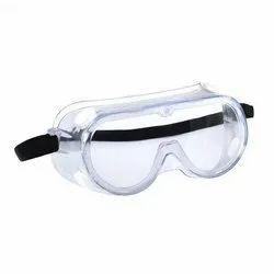 Polycarbonate Chemical Splash Goggles, En 160, Lens Type: Zero-power