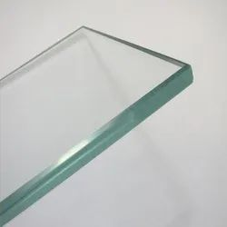 Heat Strengthened Toughened Glass, Shape: Rectangular