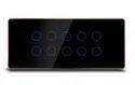 Hogar 10 Button Touch Panel