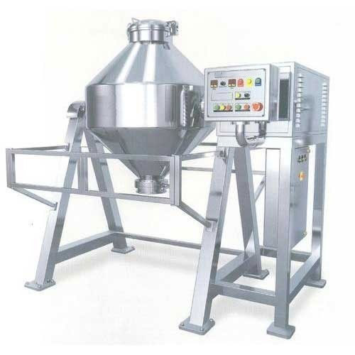 Stainless Steel Double Cone Blender for Industrial