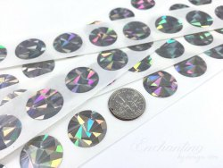 Hologram Scratch Cards