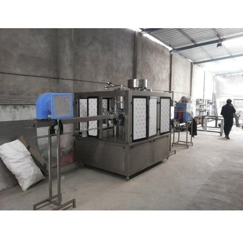 RO Water Rinsing Filling Capping Machine