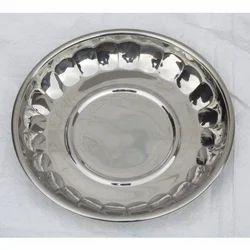 SS Sargam Payal Plate