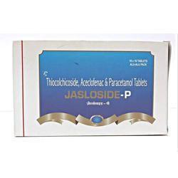 Thiocolchicoside Aceclofenac Paracetamol Tablet
