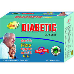 Herbal Diabetes Cure Capsules