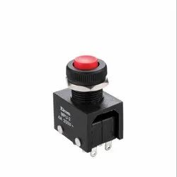 Unshrouded Spdt Momentary Micro Switch 4a 250v Ac
