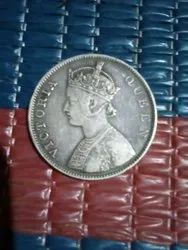Silver 18th Century Old Coin