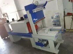 Semi Automatic Battery Shrink Wrapping Machine