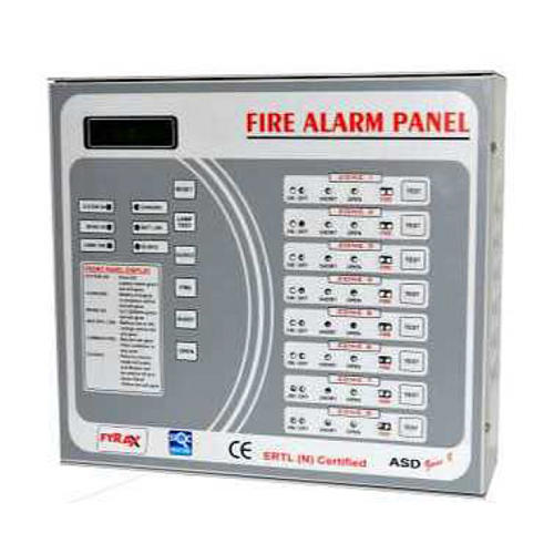 8 Zone Alarm Panel