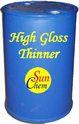 High Gloss Thinner