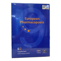 European Pharmacopoeia Books