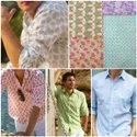 Organic Cotton Block Printed Men Shirts