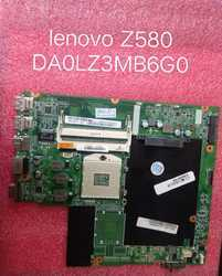 Lenovo Z580 Non Graphic Motherboard