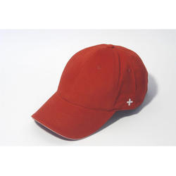 Red Cotton Cap Size Free