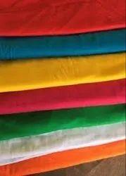 pc fabrics Knitting Fabrics Plain Cotton Shinker Fabric, for Dress, GSM: 100-150 GSM