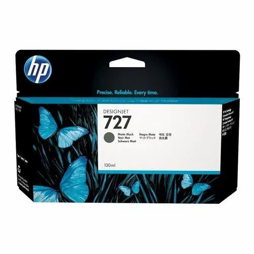 Black 727 Hp Ink Cartridge